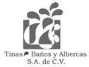 Tinas Baños y Albercas